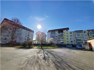 Apartament renovat cu 2 camere bucatarie inchisa si balcon la etajul 3 in zona Terezian