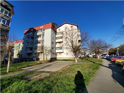 Apartament complet mobilat si utilat cu 3 camere pe Strada Stefan Cel Mare din Sibiu