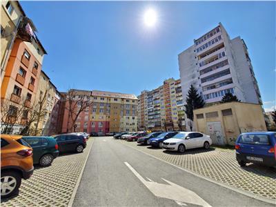 Apartament complet mobilat si utilat cu 2 camere in zona Mihai Viteazul din Sibiu